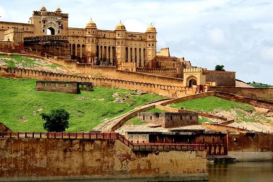 8 Hrs Jaipur Sightseeing Tour with Tuk Tuk Guided Trip