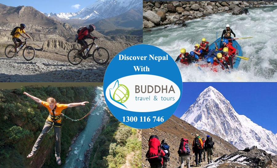 Nepal Adventure Activities & Package
